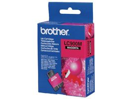 BROTHER Bläckpatron BROTHER LC900M magenta (LC-900M)