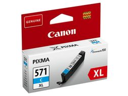 CANON Ink Cart/ CLI-571XL Cyan (0332C001)