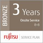 FUJITSU 3 YEAR 8+8 SERVICE PLAN UPGRADE F/ 7180/ FI-7280/ FI-74X0           IN SVCS (U3-BRZE-DEP)