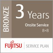 FUJITSU 3 YEAR 8+8 SERVICE PLAN UPGRADE F/ 7180/ FI-7280/ FI-74X0           IN SVCS