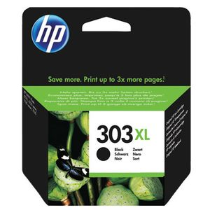 HP Ink/ Original 303XL HY Black (T6N04AE#301)