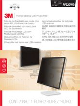 PF320W FRAMED PRIVACY FILTER 20-20.1IN / 50.8-51.1CM/  16:9/10 ACCS (98-0440-5246-6)