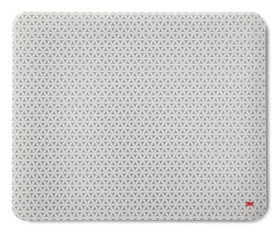 3M MP200PS PRECISE MOUSEPAD 21.5 X 17.8 CM SILVER ACCS (7100037399)