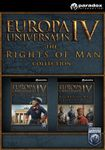 PARADOX INTERACTIVE Act Key/ Europa IV: Rights of Man Collect