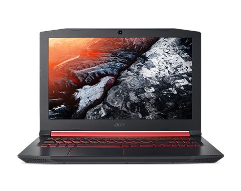 "ACER Nitro 5 15,6"" Full HD matt GeForce GTX1050Ti, Core i7-7700HQ, 8GB RAM,256GB PCIe SSD,1TB HDD, Windows 10 Home (NH.Q2QED.017)"