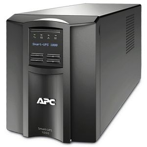 APC Smart-UPS 1000VA 230V Tower with 6 year warranty package (SMT1000I-6W)