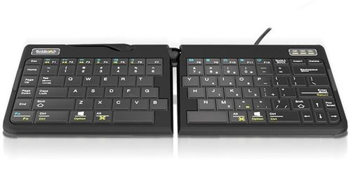 GOLDTOUCH Go!2 Mobile Keyboard, English (GTP-0044)
