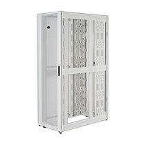 APC NetShelter SX 42U 600mm Wide x 1070mm Deep Enclosure with Sides White (AR3100W)
