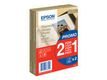 EPSON PREM GLOSSY PHOTO PAPER 10X15 2X40