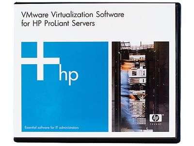Hewlett Packard Enterprise VMW VSPH STD ACC KIT 6P 3YR SW  IN (P9U08A)