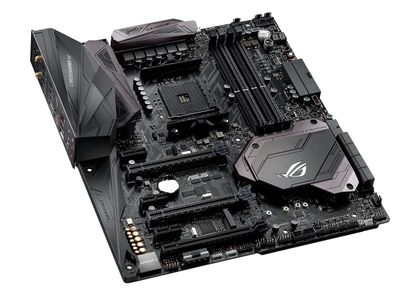 ASUS ROG CROSSHAIR VI EXTREME AM4 X370 EATX WLN+U3.1+M2 SATA 6GB/S IN (90MB0UD0-M0EAY0)