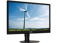 "PHILIPS 241S4LCB/ 24""LED 1920x1080 5ms DVI/VGA bk (241S4LCB/00)"