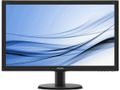 PHILIPS 240V5QDSB/00 23.8inch ADS-IPS 1920x1080 16.9 5ms GtG 250 1000:1 VGA DVI-D HDMI Black