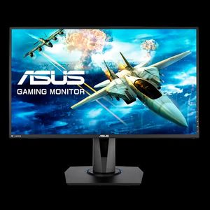 ASUS Dis 27 VG275Q   FreeSync 16:9, 1ms, VGA, HDMI, DP, Sp (90LM03K0-B01370)