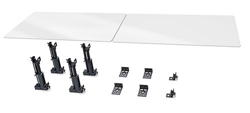 APC AdJustable Mounting Support, F-FEEDS (ACDC2203)