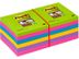 POST-IT POST-IT SuperS 76x76mm Rainbow (12)