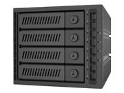 CHIEFTEC 3x5.25 bays for 4 SAS/SATA HDDs