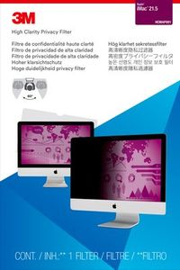 "3M High Clarity Privacy Filter iMac High Clarity Privacy Filter for 21.5"" Apple iMac (HCMAP001)"