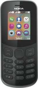 NOKIA 130 DS TA-1017 NORDICS BLACK (A00028479)