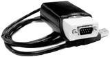 DELTACO USB to CAN Adapter, with optional 12V power output
