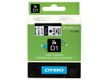 DYMO D1 24mm Black/ White labels 53713