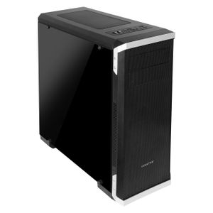 COOLTEK MIDI NC-02 Window ATX, M-ATX, F-FEEDS (CT NC-02W)