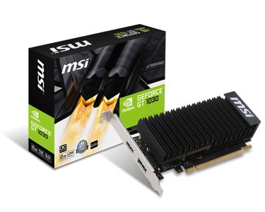 MSI GeForce GT 1030 2GH LP OC HDMI DisplayPort (GEFORCE GT 1030 2GH LP OC)
