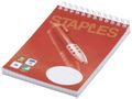 STAPLES Spiralblock STAPLES A6 60g 100bl rut