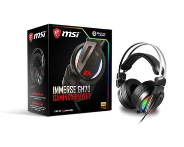 MSI Immerse GH70 RGB Hi-Res virtua F-FEEDS (S37-2100970-Y86)