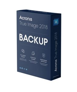 ACRONIS ESD True Image Subscription 1 Computer + 250 GB Cloud Storage - 1 year subscription (THIASGLOS)