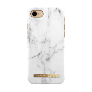 iDEAL OF SWEDEN IDEAL FASHION CASE IPHONE 7 WHITE MARBLE (IDFCA16-I7-22)