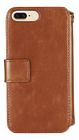 iDEAL OF SWEDEN IDEAL SLIM MAGNET WALLET IPHONE 7 PLUS BROWN