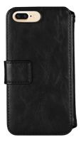 iDEAL OF SWEDEN SLIM MAGNET WALLET IPHONE 7 PLUS BLACK (IDSW-I7P-01)