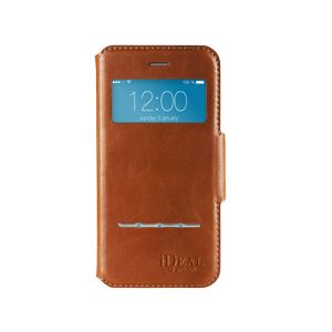 iDEAL OF SWEDEN SWIPE WALLET IPHONE 7 BROWN (IDSWI-I7-03)