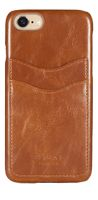 iDEAL OF SWEDEN DUAL CARDCASE IPHONE 7 BROWN (IDDCC-I7-03)