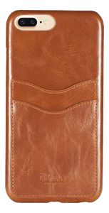 iDEAL OF SWEDEN DUAL CARDCASE IPHONE 7 PLUS BROWN (IDDCC-I7P-03)