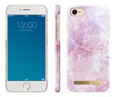 iDEAL OF SWEDEN Fashion Case Pilion Pink Marble, magneettikuori iPhone 7:lle