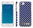 iDEAL OF SWEDEN Case IP7 Blue Polka Dots