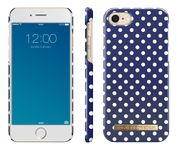 iDEAL OF SWEDEN IDEAL FASHION CASE (IPHONE 7 BLUE POLKA DOTS) (IDFCS17I755)