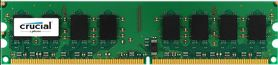 CRUCIAL 2G DDR2-800 P6400 240-PIN CT25664AA800 (CT25664AA800)