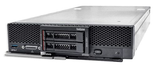 LENOVO DCG ThinkSystem SN550 Intel Xeon Gold 6148 20C 2.4GHz 32GB (7X16A02SEA)