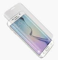 CYGNETT Samsung Galaxy S6 Edge 3H PET Screen Protector w/ curved edge (CY1854CXCUR)