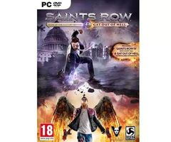 DEEP SILVER Saints Row IV  ReElected Gat Out of hellPC (4020628862329)
