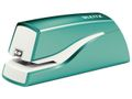 WOW stapler battery-powered 10 sheets iceblue / LEITZ (55661051)