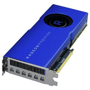 AMD RADEON PRO WX 9100 16GB HBM2 6-MDP PCIE 3.0              IN CTLR (100-505957)