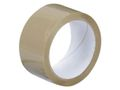 SCOTCH Pakketape SCOTCH PVC 38mmx66m brun