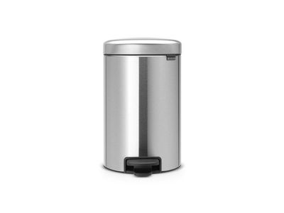 BRABANTIA Papperskorg Pedalhink New Icon 12L Matt (112041)