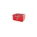Bünger Cash box 704 30x23x9cm red