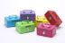 Bünger Cashbox assorted colours small with coin slot