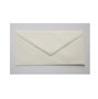 Bünger Envelope E65 white 5/pack